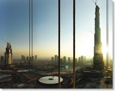 Siete nuevas maravillas del mundo de arquitectura