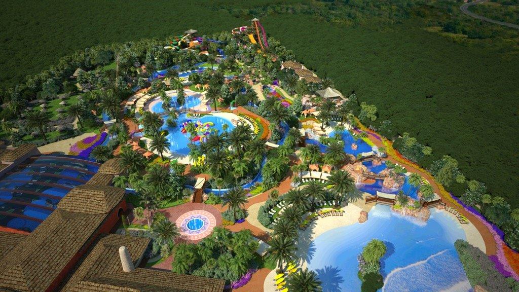 Video presentación parque acuático de Kemnia