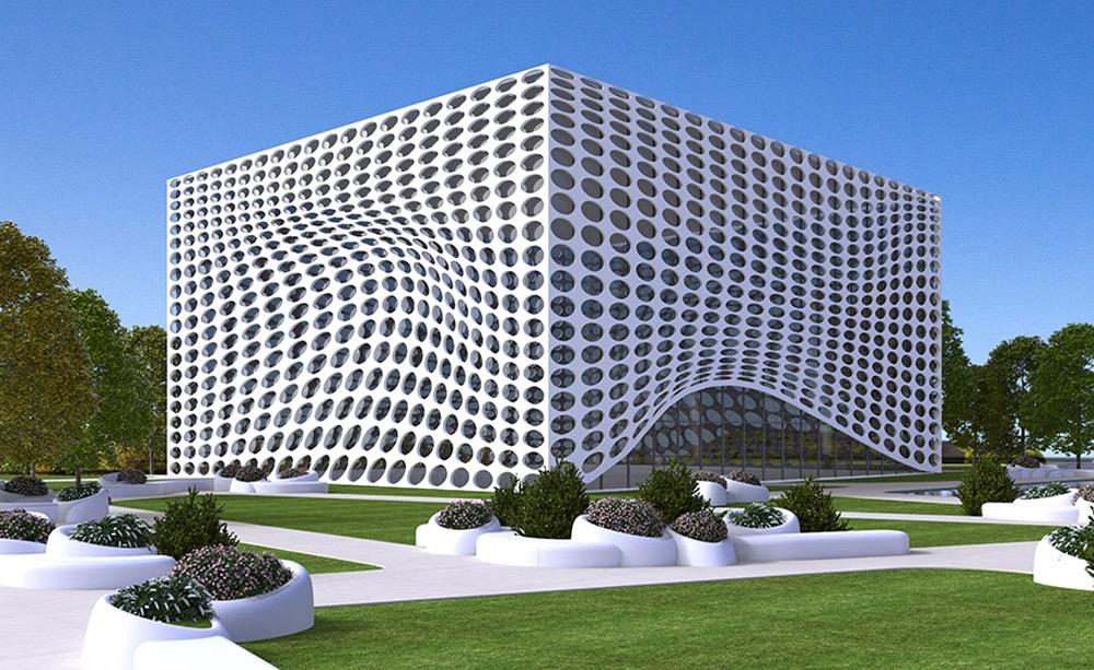 La Piel del Edificio: Instituto Tecnológico