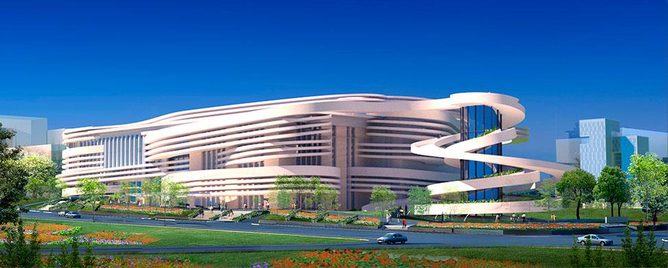 Proyecto de Arquitectura: Centro Cultural