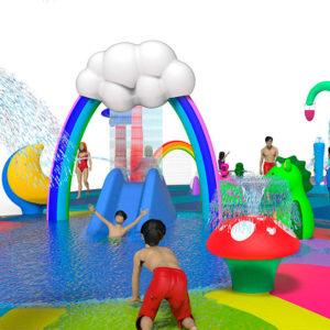 """Toon Land, el concepto """"Plug & Play"""" de zonas de ocio acuático"""