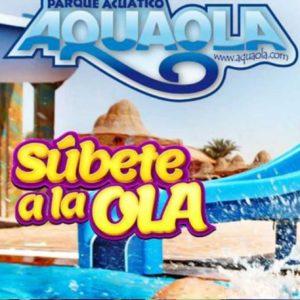 Entrevista a Raquel Rodríguez, directora del parque acuático Aquaola, Granada, España