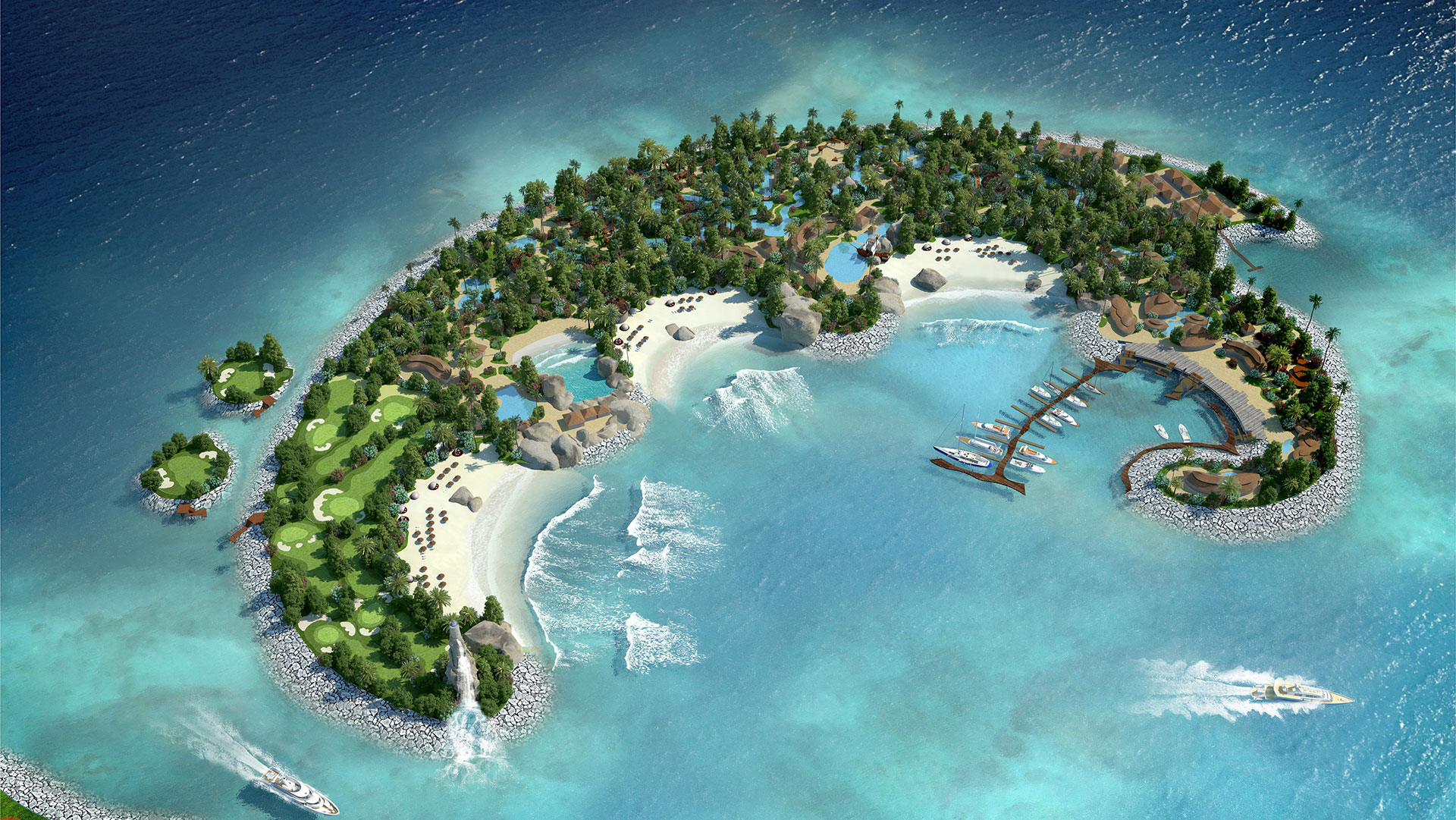 Proyecto ocio hoteles y resorts