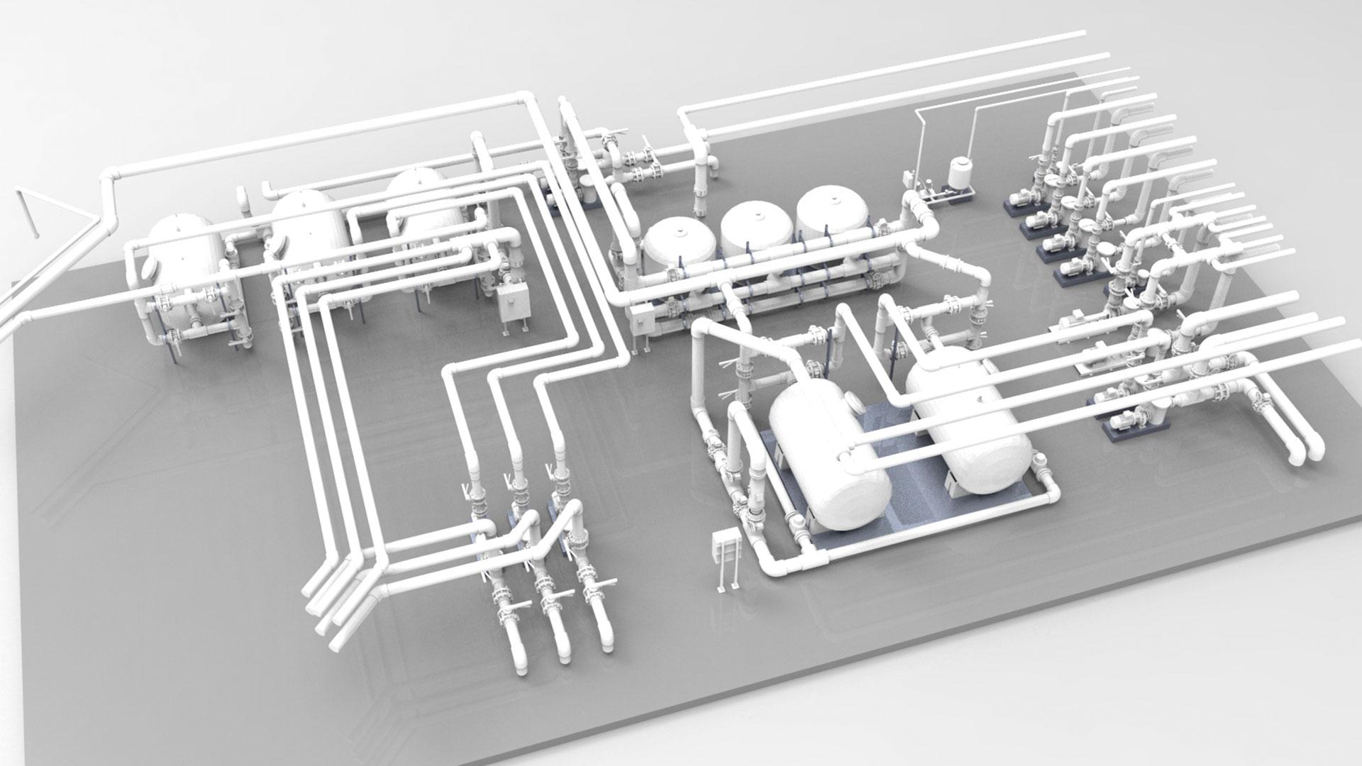 Ingeniería diseño proyecto de ocio