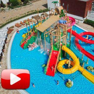Inaugurada la piscina interactiva en la ciudad rusa de Gelendzhik