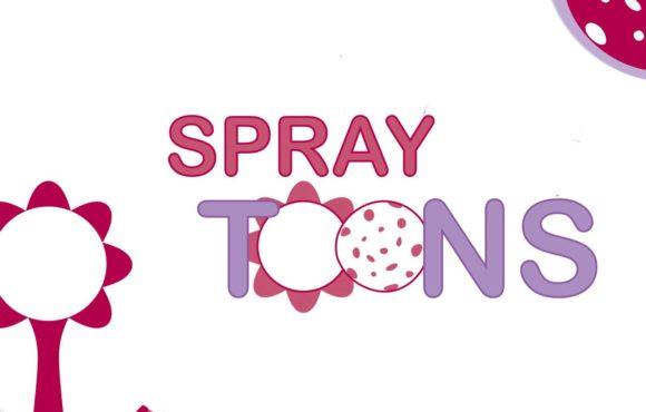 Lanzamiento del nuevo catálogo de juegos acuáticos: Spray Toons