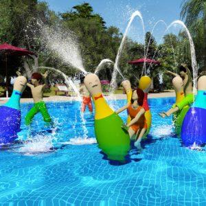 Water Bowling: Una nueva forma de jugar con el agua