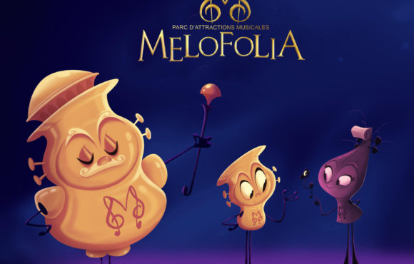 Melofolia: el nuevo proyecto de parque temático centrado en la música
