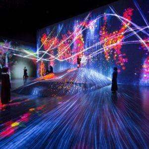 Sumérgete en el mundo del arte digital