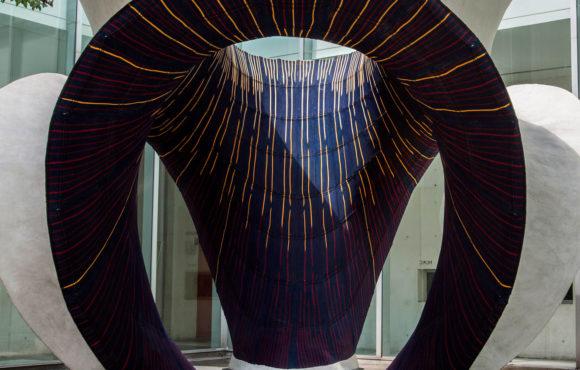 Tecnología 3D para nuevos materiales de construcción con tejido (+Vídeo)