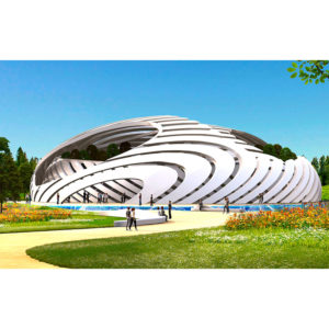 La piel del edificio: la evolución contemporánea de la cúpula.
