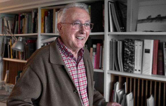 Manuel Gallego Jorreto recibe el Premio Nacional de Arquitectura 2018