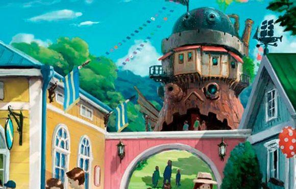 Inauguración del Parque temático Studio Ghibli