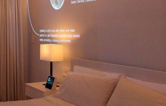 Las habitaciones inteligentes al servicio de la experiencia del cliente