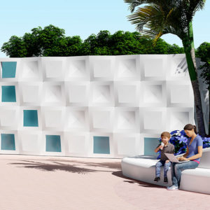 Nuevo sistema modular para fachadas: ritmo armónico y regularidad estructural