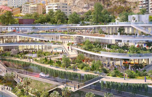 Bienvenidos al centro comercial del futuro.