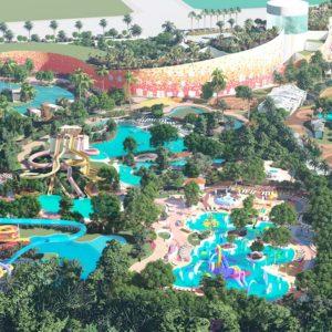 Nuevo hotel con parque acuático para Costa de Marfil.