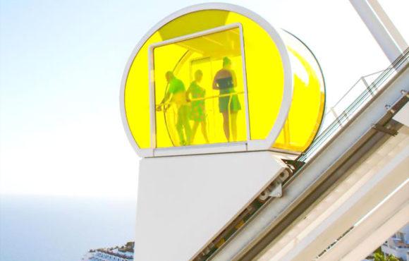 Movilidad en arquitectura: el mejor funicular del mundo