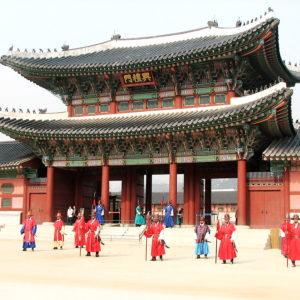 La situación ejemplar de los parques de Corea del Sur
