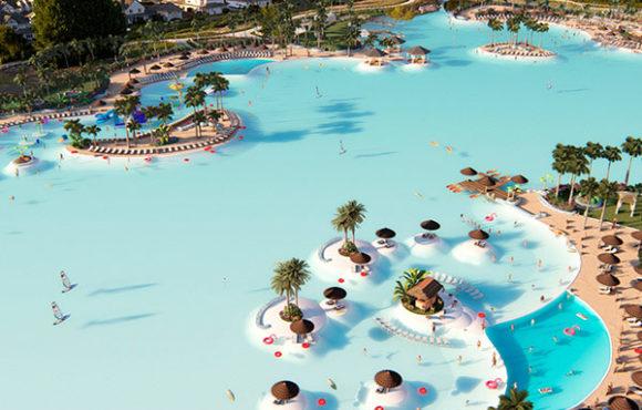 Amusement Megapools, aguas de paraíso
