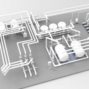 Medios de filtrado para instalaciones acuáticas