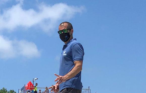 Xavi Guerra, responsable de operaciones de Illa Fantasia