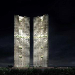 Las torres prefabricadas más altas del mundo