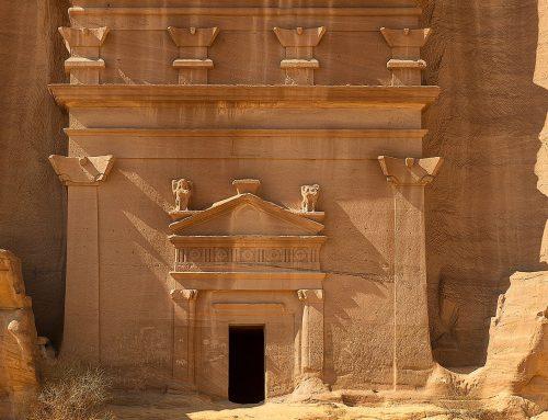 La ciudad histórica de Hegra, en Arabia Saudí, se abre al turismo