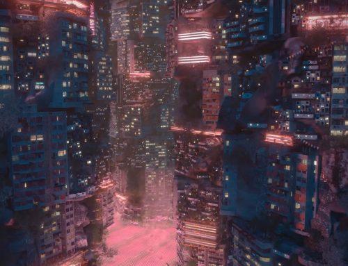 Arquitectura visionaria: una única ciudad para toda la población mundial