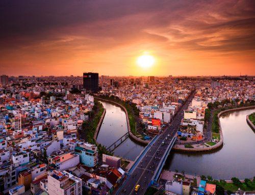 El complejo mixto de marca más grande del mundo, en Vietnam