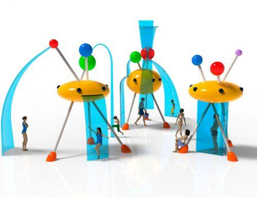 Una nueva diversión: Tri-Pods