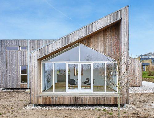 Primera casa «biológica» del mundo, en Dinamarca