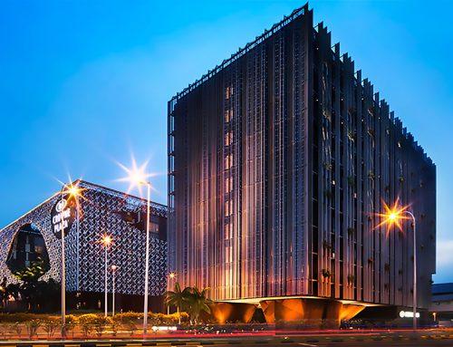 Ampliación de un hotel con contenedores (+VÍDEO)