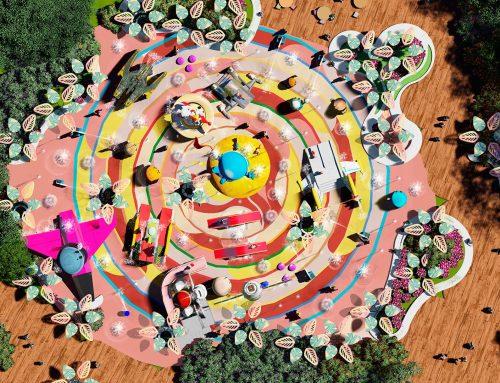 Fundamentos para el éxito de zonas de juego infantil