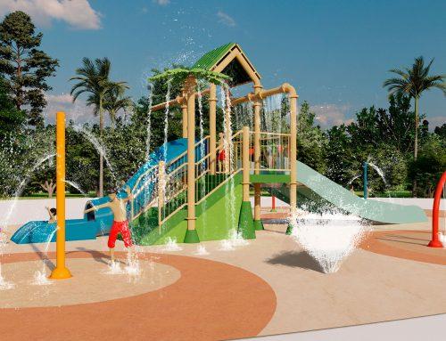 Juegos acuáticos en República Dominicana