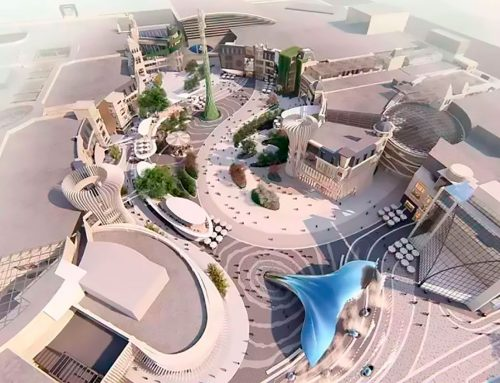 Historia del centro comercial más grande del mundo