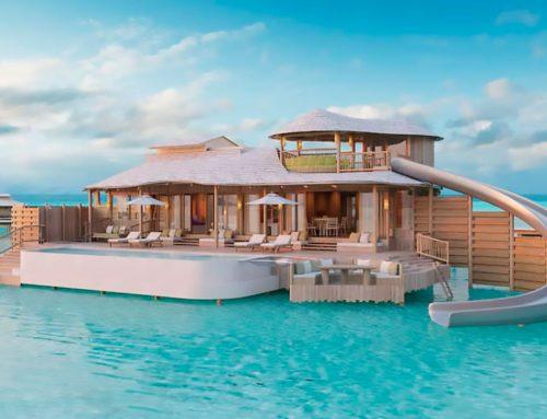 Los bungalows sobre el agua más grandes del mundo (+VÍDEO)