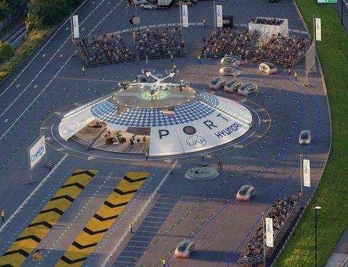 Primer aeropuerto del mundo para aerotaxis, en Coventry (+VÍDEO)