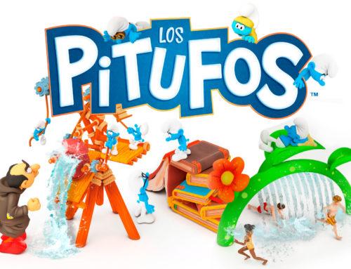 Traemos una nueva aventura azul: Splash Pad Pitufo