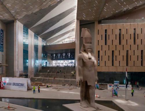 Gran Museo Egipcio, templo moderno a la egiptología