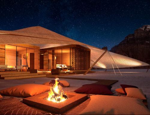 Resort glamping en Arabia Saudí, de Banyan Tree