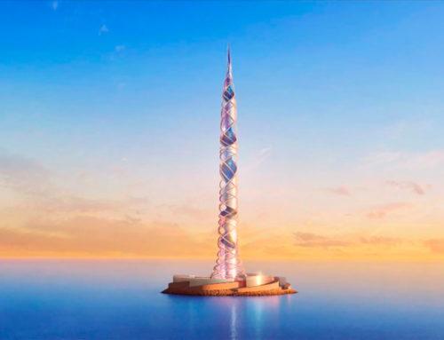 Lakhta Center II en San Petersburgo, la segunda torre más alta del mundo