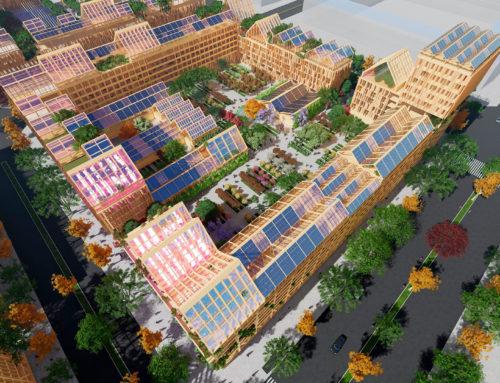Nueva Área de Xiong'an, una ciudad autosuficiente en China