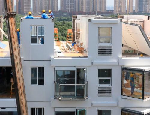 10 pisos x un día, Living Building (+VÍDEO)