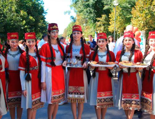 270 aniversario de Rostov del Don, Rusia