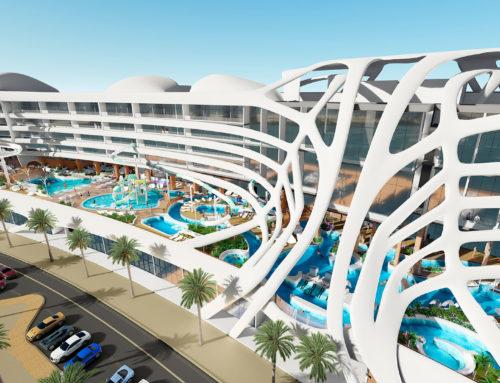Parque acuático residencial: Layan Project en Bahrein (+VÍDEO)
