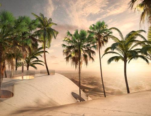 DUNAS: próxima construcción de un hotel oasis en Kuwait